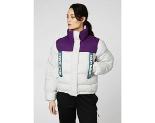 Dámská Bunda Helly Hansen P&C Puffer Jacket 823 Nimbus