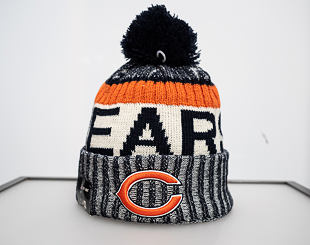 Kulich New Era Chicago Bears On Field OTC