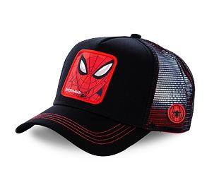 Kšiltovka Capslab Trucker By Freegun (MARVEL) Spider-Man