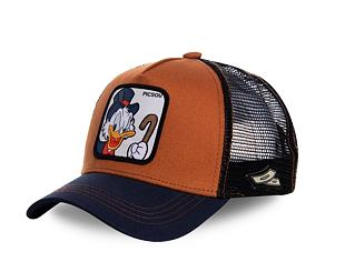 Kšiltovka Capslab Trucker By Freegun (DISNEY) McDuck