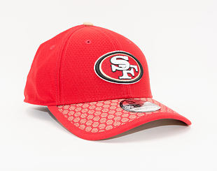 Kšiltovka New Era 39THIRTY San Francisco 49ers On Filed