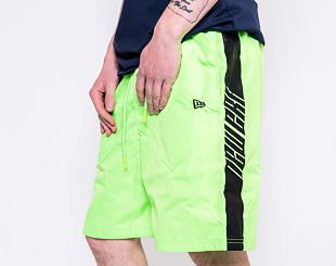 Kraťasy New Era Side Print Shorts