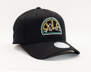 Kšiltovka Mitchell & Ness Seattle SuperSonics 610 Neon Lights