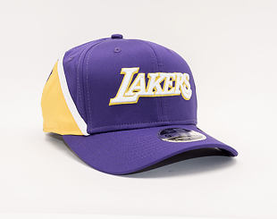 Kšiltovka New Era 9FIFTY Stretch Snap Los Angeles Lakers Hook