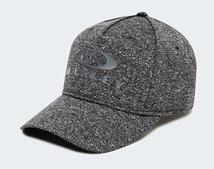Kšiltovka Oakley Logo Edge Cap 4.0 New Granite Heather