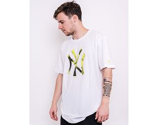 Triko New Era MLB Infill Team Logo Tee New York Yankees