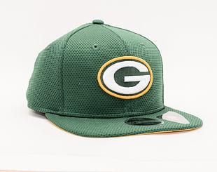 Dětská Kšiltovka New Era 9FIFTY Kids NFL Training Mesh Snap Green Bay Packers