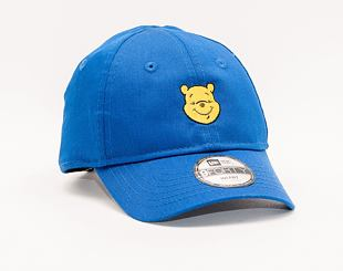 Kšiltovka New Era 9FORTY Kids  Disney Character 9FORTY Winnie the Pooh Blue Azure