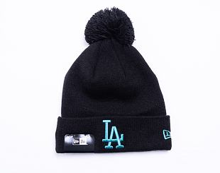 Kulich New Era MLB League Essential Bobble Los Angeles Dodgers Black