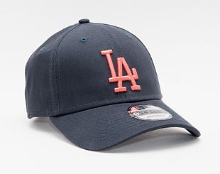 Kšiltovka New Era 9FORTY MLB League Essential Los Angeles Dodgers Strapback Navy