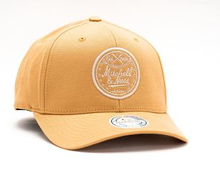 Kšiltovka Mitchell & Ness Branded INTL834 Batter Up 110 Snapback Tan