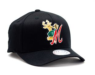 Kšiltovka Mitchell & Ness INTL839 Milwaukee Bucks Letterman 110 Snapback