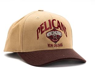 Kšiltovka Mitchell & Ness INTL849 New Orleans Pelicans Embrace 110 Snapback