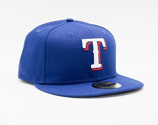 Kšiltovka New Era 59FIFTY MLB Authentic Performance Texas Rangers Fitted Team Color