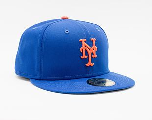 Kšiltovka New Era 59FIFTY MLB Authentic Performance New York Mets Fitted Team Color