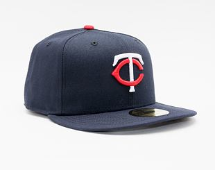 Kšiltovka New Era 59FIFTY MLB Authentic Performance Minnesota Twins Fitted Team Color