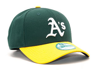 Kšiltovka New Era 9FORTY The League Oakland Athletics Strapback Team Color