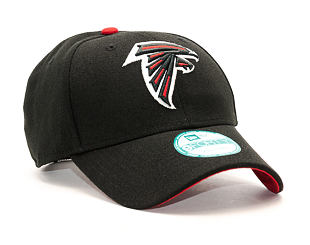 Kšiltovka New Era The League Atlanta Falcons 9FORTY Team Color Strapback