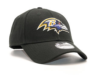 Kšiltovka New Era 9FORTY The League Baltimore Ravens Strapback Team Color