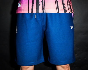 Kraťasy New Era West Coast Short Los Angeles Dodgers Dark Royal