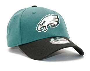 Kšiltovka New Era 9FORTY The League Philadelphia Eagles Strapback Team Color