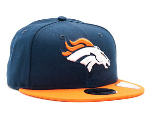 Kšiltovka New Era Team Denver Broncos 9FIFTY Official Team Color Snapback