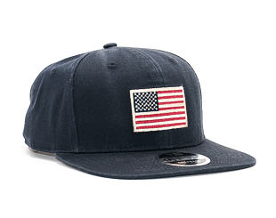Kšiltovka New Era Seas Flag Original Fit 9FIFTY Navy Snapback