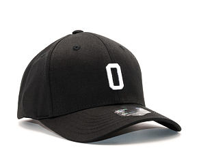 Kšiltovka State of WOW Oskar Baseball Cap Crown 2 Black/White Strapback