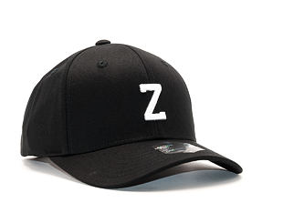 Kšiltovka State of WOW Zulu SC9201-990Z Baseball Cap Crown 2 Black/White Strapback