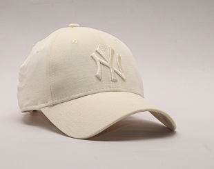 Dámská Kšiltovka New Era  Micro Cord New York Yankees  9FORTY  Optic White /