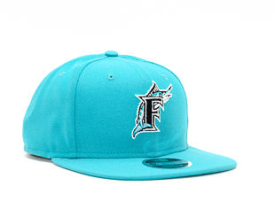 Kšiltovka New Era   Original Fit Coast 2 Coast Florida Marlins 9FIFTY ORIGINAL FIT  Official Team Co