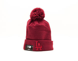 Dámský Kulich New Era Essential Bob Knit Los Angeles Dodgers Cardinal