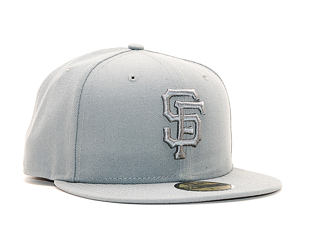 Kšiltovka New Era 59FIFTY San Francisco Giants League Essential Grey