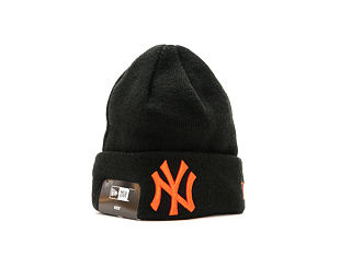 Dětský Kulich New Era New York Yankees League Essential Toddler Black/Orange