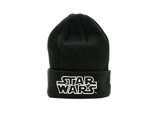 Dětský Kulich New Era Star Wars GITD Cuff Youth Black