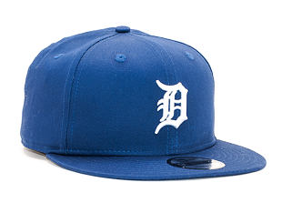 Kšiltovka New Era 9FIFTY Detroit Tigers Dark Navy/White Snapback