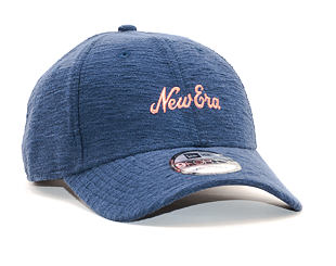 Kšiltovka New Era 9FORTY Slub Navy/Orange Snapback