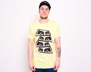 Triko OBEY Pyramid Eyes 165361899-LEM