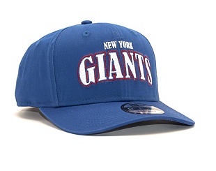 Kšiltovka New Era 9FIFTY New York Giants Pre Curved OTC