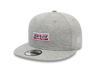 Kšiltovka New Era 9FIFTY Original Fit Retro Block Heather Grey