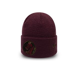 Kulich New Era Element Cuff Knit Maroon