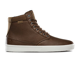 Boty Etnies Jameson HTW 215 Brown/Tan/White