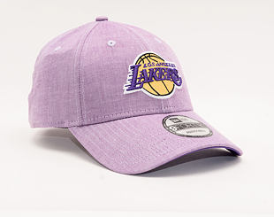 Kšiltovka New Era 9FORTY Los Angeles Lakers Chambray League