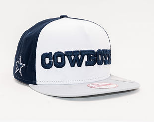 Kšiltovka New Era Fresh Script Dallas Cowboys Team Colors Snapback