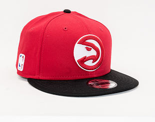 Kšiltovka New Era 9FIFTY Atlanta Hawks Team