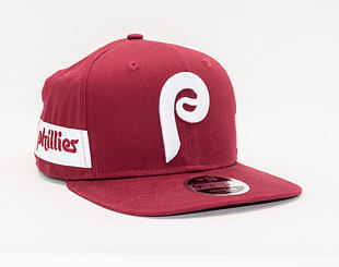 Kšiltovka New Era 9FIFTY Philadelphia Phillies Side Block Snap