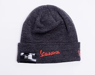 Kulich New Era Wordmark Knit Vespa Heather Graphite