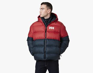 Bunda Helly Hansen Active Puffy Jacket 162 Red