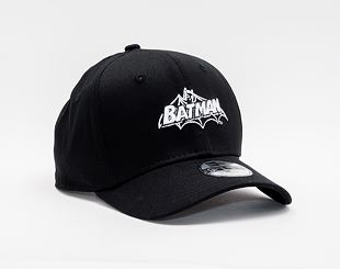 Dětská kšiltovka New Era 9FIFTY Kids Stretch-Snap Superhero Batman Snapback Black
