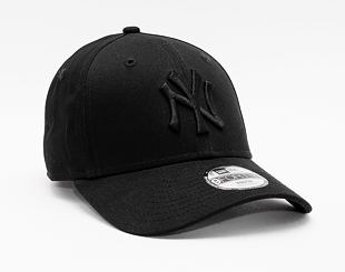Dětská kšiltovka New Era 9FORTY Kids The League Essential kids New York Yankees Strapback Black